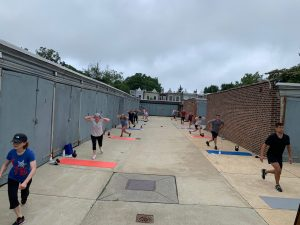 Exercising Inside the Box, Outside the Gym
